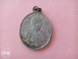 Medaljon ANTON MARTIN SLOMŠEK