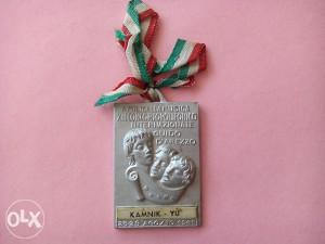 Medaljon KAMNIK - YU