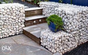 Gabioni - kamena ograda - povoljno