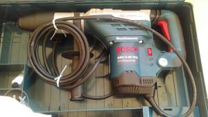 Bosch GBH 5-40 DCE Professional mašina