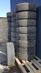Kamionske gume raznih veličina