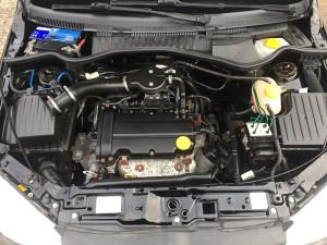 Motor Korsa C 1.2 16v 55kw u dijelovima motor