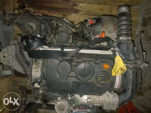 Motor 2,0TDI 103KW VW PASAT SKODA SUPERB BMP