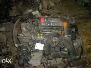 Motor 1.6HDI 66KW Peugeot Partner