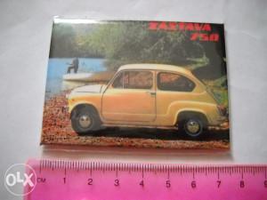 Magnet ZASTAVA 750
