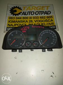 Celer Kilometar Sat VW Volkswagen Caddy Cady Kedy 1.9 BLS DSG
