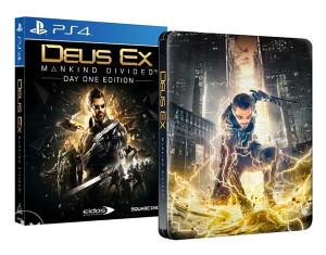 Deus Ex Mankind Divided (PlayStation 4 PS4)