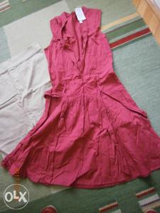 ZARA haljina,broj 42.Suknja gratis.NOVO!