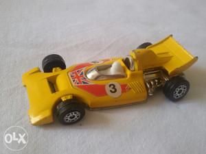 Stari autić iz 1969 g CORGI JUNIORS Formula 1