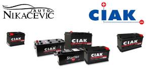 Akumulator CIAK Starter 45 50 55 60 65 72 75 85 100