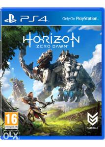Horizon Zero Dawn (PlayStation 4 - PS4)