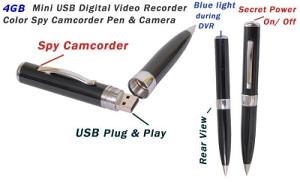 Olovka s kamerom spy cam