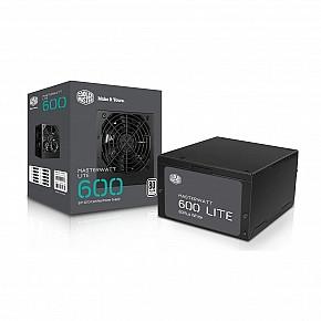 Cooler Master MasterWatt Lite 600W 85+%