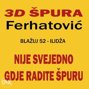 ŠPURA 3D NA NOVOM HUNTER HawkEye ELITE APARATU