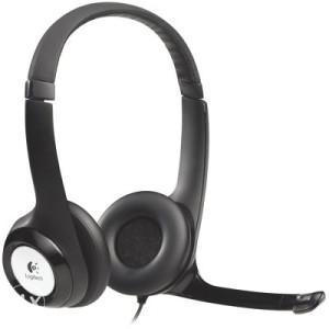 LOGITECH Corded USB Slušalice H390