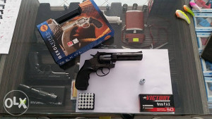 Pistolj plinski EKOL VIPER 9mm (startni, plasljivac)