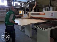 Usluga rezanja i kantiranja pločastog materijala