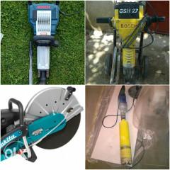 Profesionalano rezanje, stemanje, busenje betona, asfalta i svih drugih zahtjevnih površina.