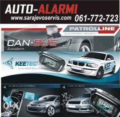 Ugradnja auto alarma i zastita za automobile