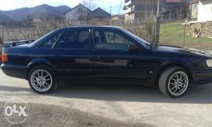 Audi 100 c4 a6 plin klima reg.