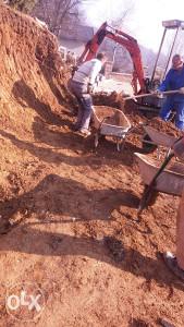 Iskopavanje Mini Bagerom
