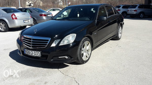 Mercedes-Benz E250 CDI Avantgarde