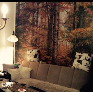velika foto - zidna tapeta 3D (380x272) za cijeli zid