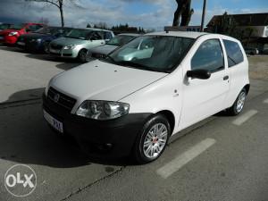 Fiat Punto 1,3 Multijet Van