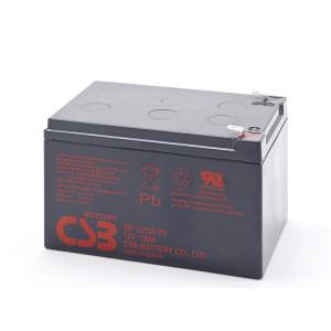 Baterija CSB GP12120F2 12V 12Ah (151x98x95 mm)