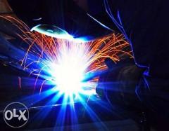 Varenje  aluminija  - 065-564-502
