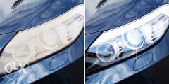 Poliranje vozila i farova