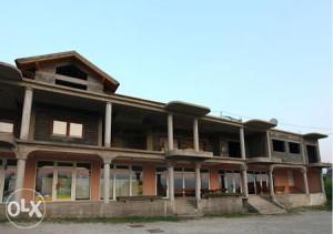 Poslovno stambeni objekat, OVNAK , Han Bila