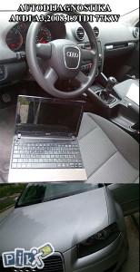 Autodijagnostika,pregled VW SEAT SKODA AUDI - SARAJEVO dijagnostika