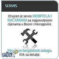 SERVIS MOBITELA UNIVERZALNO