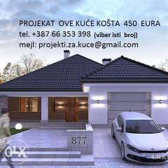 Izrada projekata za stambene i stambeno poslovne objekte