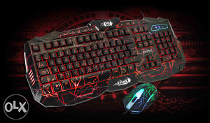 Tastatura i mis MARVO KM400L Gaming