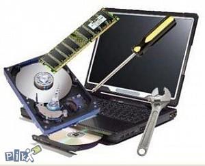 Servis racunarske opreme i instalacije sistema