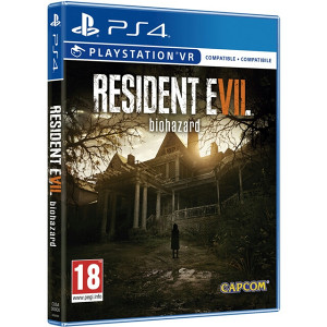 Resident Evil 7 Biohazard (PlayStation 4 PS4)