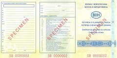 Usluge odjave i/ili prevoda motornih vozila