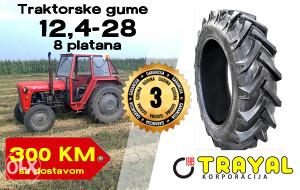 12,4-28 Traktorske gume
