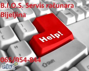 B.I.O.S. Servis računara Bijeljina