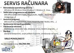 SERVIS RACUNARA - Sarajevo