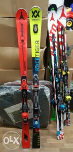 Skije Völkl race tiger 2018...Atomic doubledeck 2017