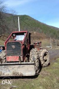 Šumski traktor BELT