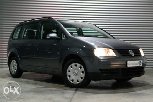 VW TOURAN 1.9TDI 105KS, Klima