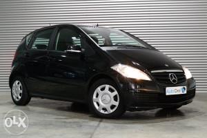 10 Komada Na Stanju Mercedes A160 CDI/Navi/Automatik