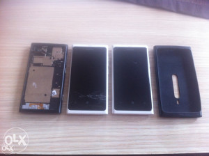 Telefon Nokia Lumia 800 matična ploča