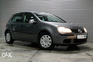 VW GOLF 5 1.9TDI 105KS, Klima, Tempomat
