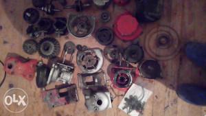 Tomos motori dijelovi