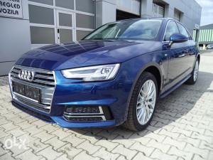 Audi A4 2.0 TDI S-tronic S-line